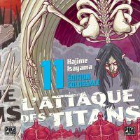 L'Attaque des Titans : oubliez l'anime, il faut absolument lire l'Edition Colossale du manga