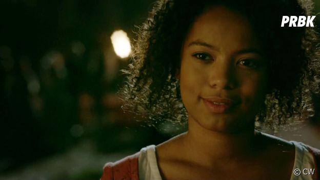 Jaz Sinclair a joué dans The Vampire Diaries