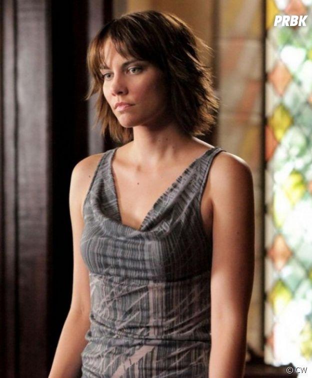 Lauren Cohan a joué dans The Vampire Diaries