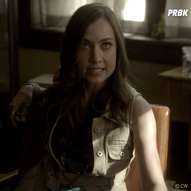 Courtney Ford a joué dans The Vampire Diaries
