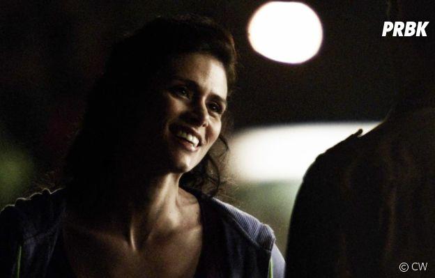 Melissa Ponzio a joué dans The Vampire Diaries