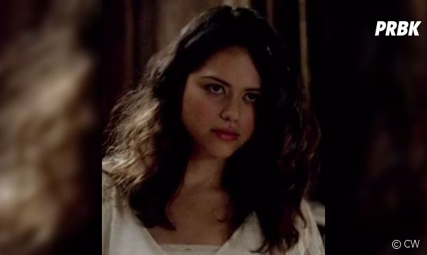 Alyssa Diaz a joué dans The Vampire Diaries