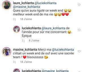 Koh Lanta 2021 / Koh Lanta, les Armes Secrètes : Laure et Maxine se sont rapprochées de Lucie, de nombreux internautes y voient une future alliance