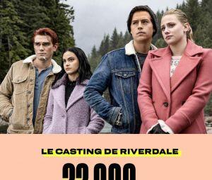Le salaire des acteurs de Riverdale