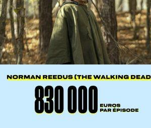 Le salaire de Norman Reedus de The Walking Dead