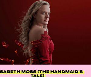 Le salaire d'Elisabeth Moss pour The Handmaid's Tale
