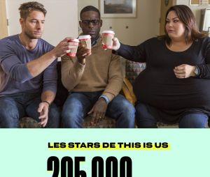 Le salaire des stars de This is Us