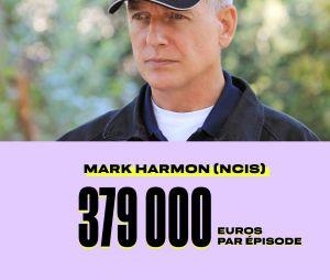Le salaire de Mark Harmon pour NCIS