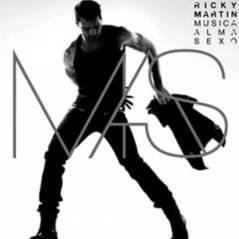 Ricky Martin ... La pochette de son album Music+Soul+Sex