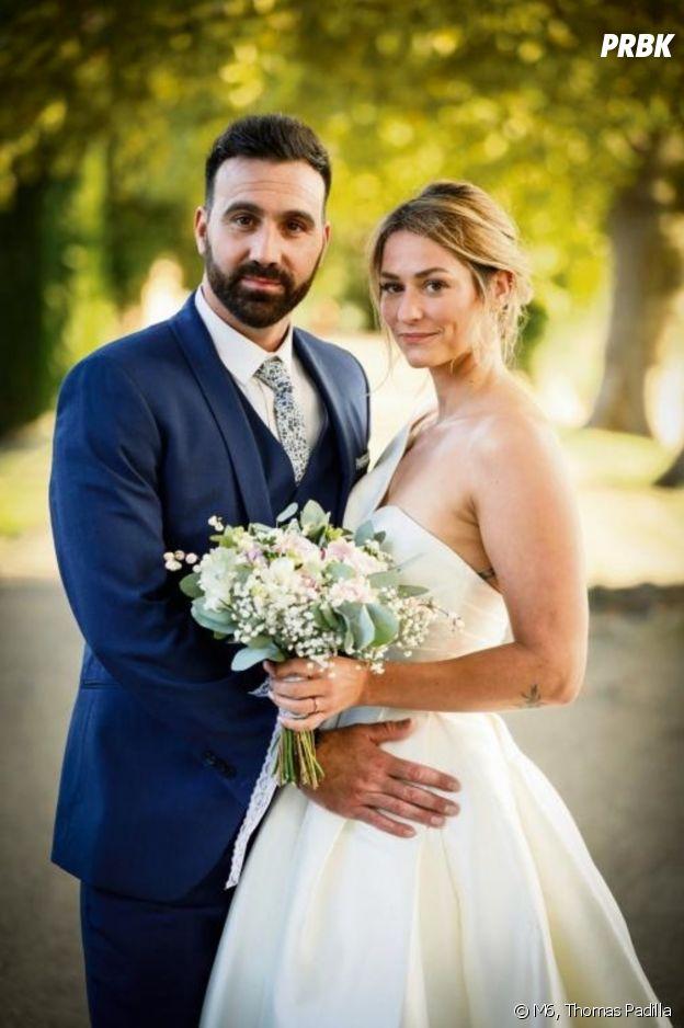 Matthieu (Mariés au premier regard 2021) et Laure toujours mariés et bientôt parents