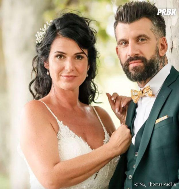 Cécile (Mariés au premier regard 2021) et Alain divorcés