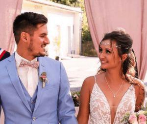 Frédéric (Mariés au premier regard 2021) et Emeline toujours mariés