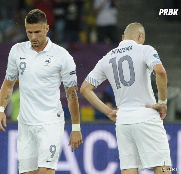 Karim Benzema de retour en Equipe de France : des problèmes à craindre avec Olivier Giroud ? Il répond