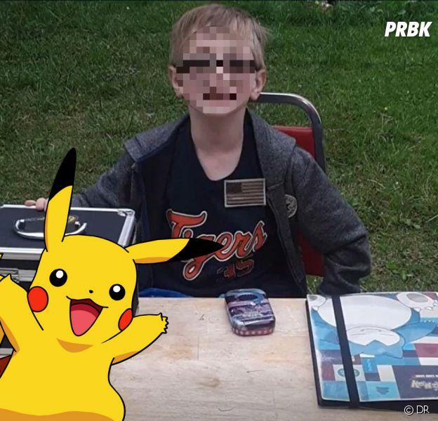 Pokémon : un garçon de 8 ans vend sa collection de cartes pour sauver la vie de son chien