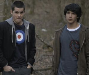 Teen Wolf : Dylan O'Brien et Tyler Posey dans le premier épisode de la série