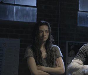 Teen Wolf : Crystal Reed et Tyler Posey étaient vraiment gelés lors de cette scène