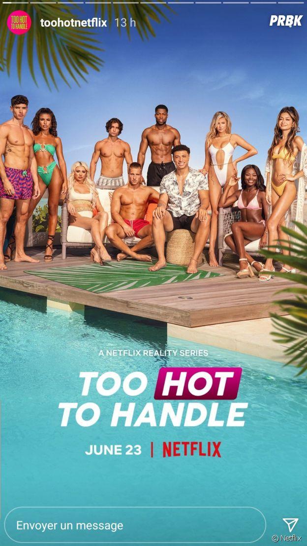 Too Hot to Handle saison 2 : Marvin Anthony, de la télé-réalité française, confirmé au casting