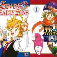 Seven Deadly Sins de retour : la suite du manga bientôt disponible en France