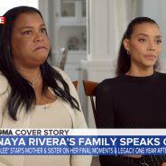 Naya Rivera : bouleversante, sa mère raconte leur dernière discussion le jour du drame