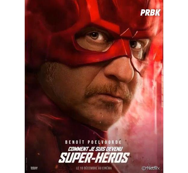 Comment je suis devenu super-héros sur Netflix depuis le 9 juillet.