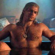 The Witcher saison 2 : de nouvelles scènes de bain pour Geralt ? Henry Cavill répond