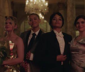 Une scène culte de Gossip Girl, la série originale. Gossip Girl : le reboot fait un clin d'oeil aux couples de la série originale