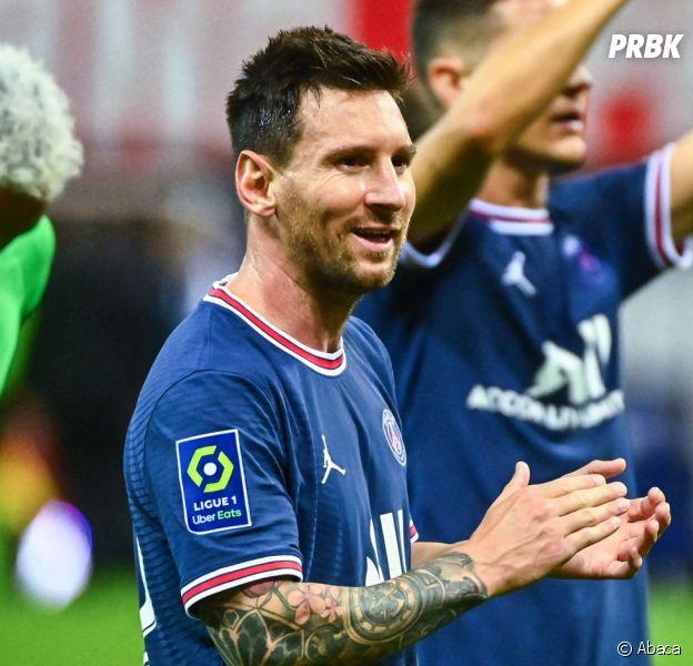 Lionel Messi, ses débuts au PSG comme remplaçant surprise de Neymar : les internautes réagissent