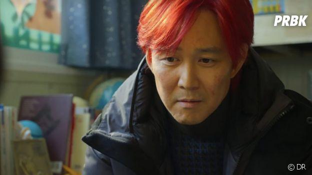 Squid Game : Gi-hun à la fin de la saison 1