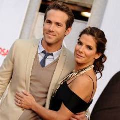 Sandra Bullock ... elle est heureuse avec Ryan Reynolds