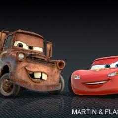 Cars 2 ... les voitures présentes dans le film