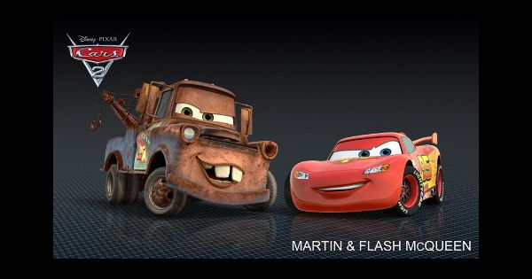 cars 2 les voitures pr sentes dans le film. Black Bedroom Furniture Sets. Home Design Ideas