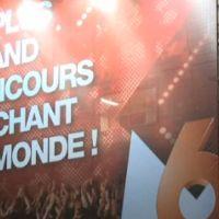 X Factor bientôt sur M6 ... la promo commence à Neuilly ... la preuve en vidéo
