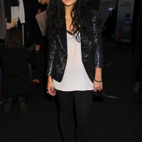 Vanessa Hudgens toujours aussi belle ... ses photos à la fashion week de New York