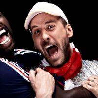 Omar et Fred ... Ils vont tourner au Marineland