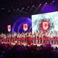 Le concert des enfoirés ... les coulisses du spectacle (vidéo)