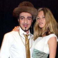 Kate Moss ... Sa robe de mariée sera dessinée par son pote John Galliano