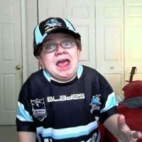 Keenan Cahill ... Sa chanson de soutien à une équipe de rugby australienne