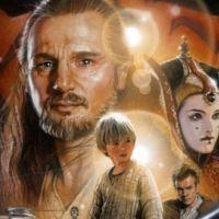 Star Wars ... le film ''La Menace fantôme'' en 3D au cinéma en 2012