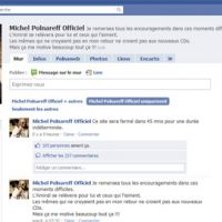 Michel Polnareff ... menace de fermeture de sa page Facebook