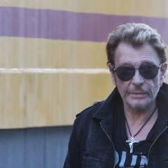 Johnny Hallyday dans TV Magazine ... album, amour, théâtre, tournée, tatouage
