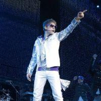 Justin Bieber ... Les photos de son concert à Londres