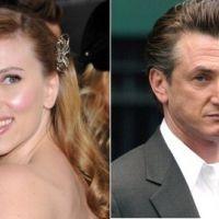 Scarlett Johansson et Sean Penn... de plus en plus proches