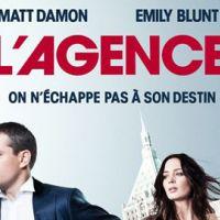 L'Agence ... le duo Matt Damon et Emily Blunt .. bande annonce et 2 extraits