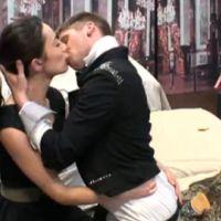 Carré Viiip ... Benoît devient hétéro et embrasse Alexandra (vidéo)
