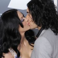 Russell Brand ... Amoureux de Katy Perry dès leur première rencontre