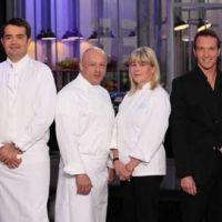 Top Chef 2011 ... demi finale ... le gagnant de la 1ere épreuve est Pierre-Sang ... le voilà en finale