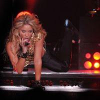 Shakira ... Une nouvelle date de concert ... à Nice
