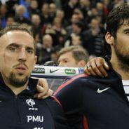 Franck Ribery et son retour au Stade de France ... réactions, photos et vidéo