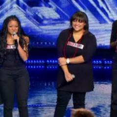 X-Factor 2011 ... VIDEO ... revivez la prestation de Five Sisters