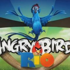 Angry Birds Rio ... le jeu maintenant disponible (vidéo)